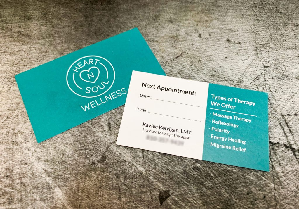 Business / Appointment Cards